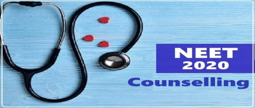 NEET 2020 Counselling Registration Begins