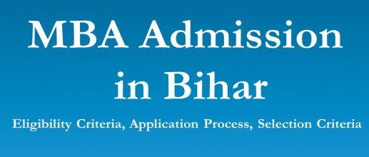 MBA Admission in Bihar