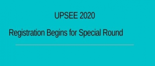 UPSEE 2020: Registration Begins for Special Round