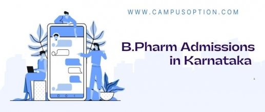 B.Pharm Admissions in Karnataka
