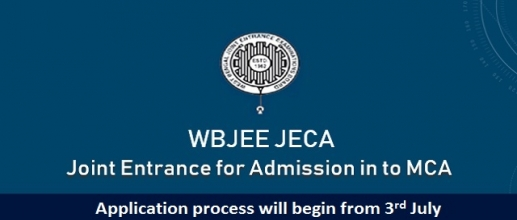 WB JECA 2020 Application process will begin from 3rd July