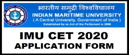 IMU CET 2020 application process commence from July 1