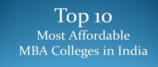 Top 10 MBA Colleges with Low Fees in India
