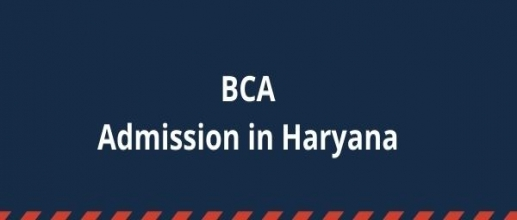 BCA Admission in Haryana