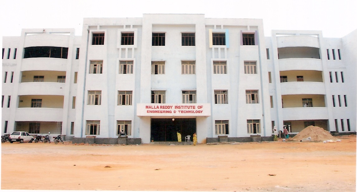 Malla reddy college of engineering technology mrcet for Architecture colleges list in hyderabad