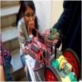 NCR robot championship