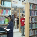AIMS institute library