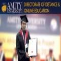 Amity University Distance MBA