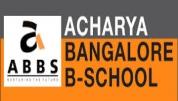 Acharya's Bangalore B - School - [Acharya's Bangalore B - School]