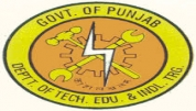Government of Punjab Department of Technical Education