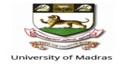 Madras University - [Madras University]