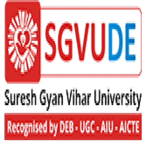 Suresh Gyan Vihar University Distance Education Kolkata - [Suresh Gyan Vihar University Distance Education Kolkata]