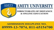 Amity Directorate of Distance and Online Education  Kolkata - [Amity Directorate of Distance and Online Education  Kolkata]