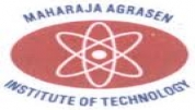 Maharaja Agrasen Institute of Technology - [Maharaja Agrasen Institute of Technology]