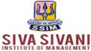 Siva Sivani Institute of Management - [Siva Sivani Institute of Management]