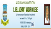 Nadar Mahajana Sangam S.Vellaichamy Nadar College - [Nadar Mahajana Sangam S.Vellaichamy Nadar College]
