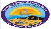 Krantiguru Shyamji Krishna Verma Kachchh University  - [Krantiguru Shyamji Krishna Verma Kachchh University ]