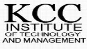 Kcc Institute of Management - [Kcc Institute of Management]