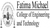 Fatima Michael College of Engineering and Technology - [Fatima Michael College of Engineering and Technology]