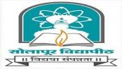 Solapur University - [Solapur University]