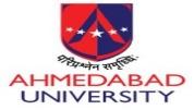 Ahmedabad University Ahmedabad - [Ahmedabad University Ahmedabad]
