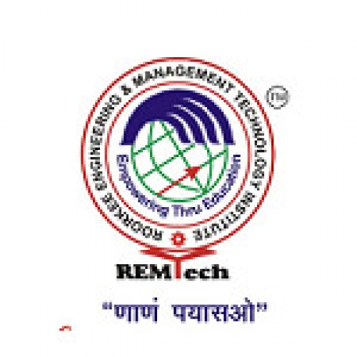 Roorkee Engineering & Management Technology Institute - [Roorkee Engineering & Management Technology Institute]