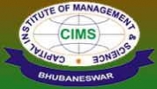 Capital Institute of Management and Science - [Capital Institute of Management and Science]