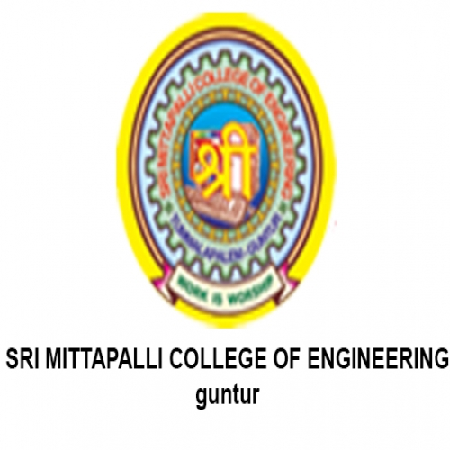 Sri Mittapalli College Of Engineering - [Sri Mittapalli College Of Engineering]