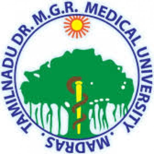 The Tamil Nadu Dr. M.G.R. Medical University - [The Tamil Nadu Dr. M.G.R. Medical University]