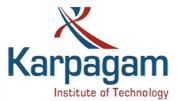 Karpagam Institute of Technology - [Karpagam Institute of Technology]