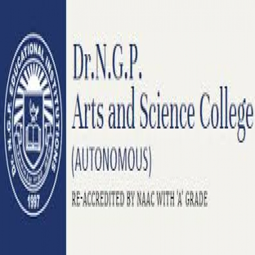 Dr. N.G.P. Arts and Science College - [Dr. N.G.P. Arts and Science College]
