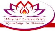 Mewar University Executive MBA - [Mewar University Executive MBA]