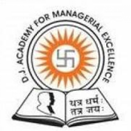 D.J. Academy for Managerial Excellence - [D.J. Academy for Managerial Excellence]