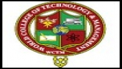 World College of Technology and Management - [World College of Technology and Management]