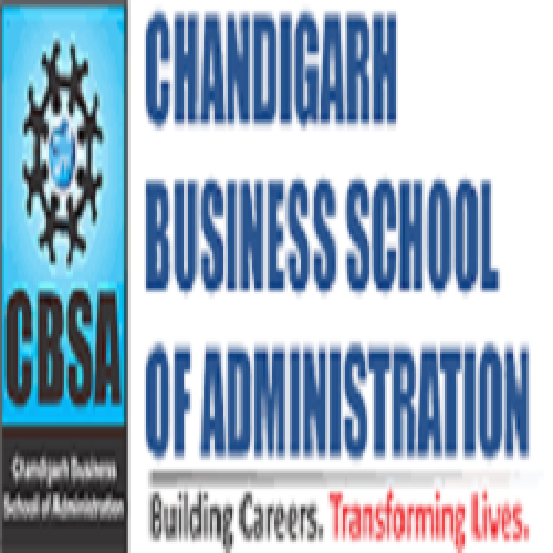 Chandigarh Business School of Administration, Mohali - [Chandigarh Business School of Administration, Mohali]