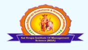 Sai Krupa Institute of Management Science - [Sai Krupa Institute of Management Science]