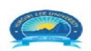 Himgiri Zee University - [Himgiri Zee University]