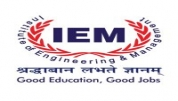 Institute of Engineering and Management - [Institute of Engineering and Management]