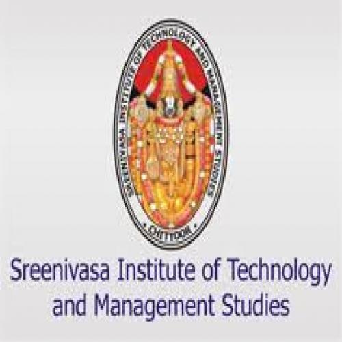 Sreenivasa Institute of technology and Management Studies - [Sreenivasa Institute of technology and Management Studies]
