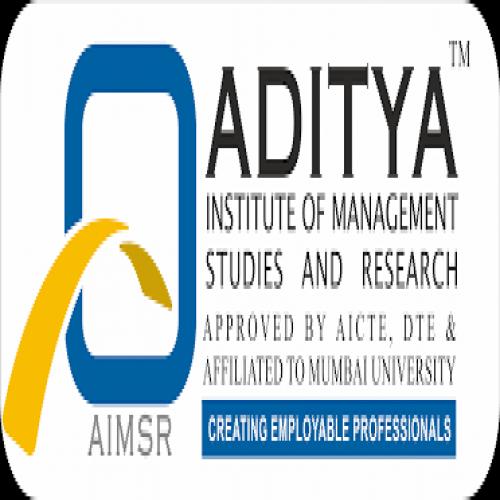 Aditya Institute Of Management Studies & Research - [Aditya Institute Of Management Studies & Research]