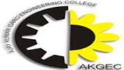 Ajay Kumar Garg Engineering College - [Ajay Kumar Garg Engineering College]