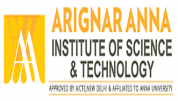 Arignar Anna Institute of Science & Technology - [Arignar Anna Institute of Science & Technology]