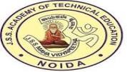 JSS Academy of Technical Education Noida - [JSS Academy of Technical Education Noida]