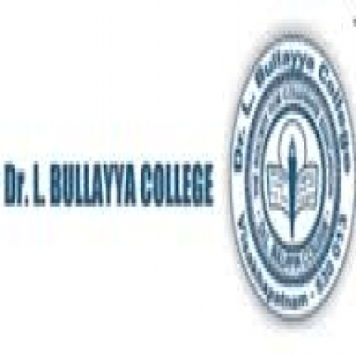 Dr L Bullayya College Distance Learning - [Dr L Bullayya College Distance Learning]