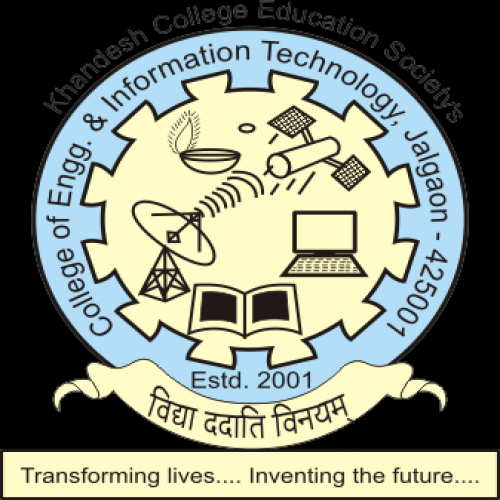 Khandesh College Education Societys College Of Engineering & Information Technology - [Khandesh College Education Societys College Of Engineering & Information Technology]