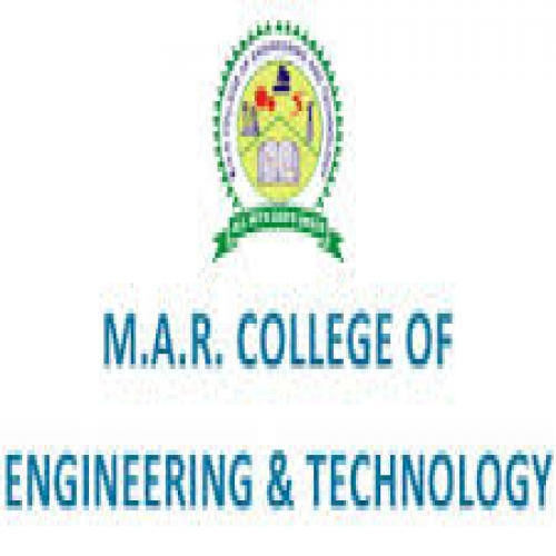 M.A.R. College Of Engineering And Technology - [M.A.R. College Of Engineering And Technology]