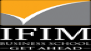 IFIM Business School Executive MBA - [IFIM Business School Executive MBA]
