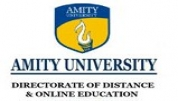Amity University Distance Education MBA Program