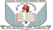 Chaudhary Charan Singh University, Meerut - [Chaudhary Charan Singh University, Meerut]