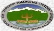 Himachal Pradesh University - [Himachal Pradesh University]